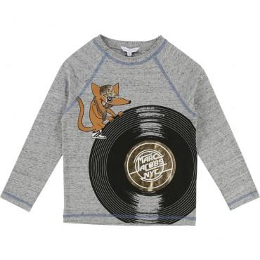 Koszulka chłopięca LITTLE MARC JACOBS, euroyoung 002231