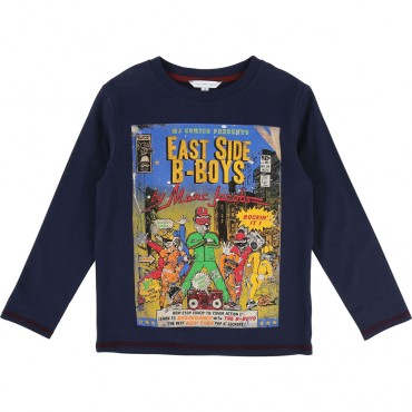 Koszulka chłopięca LITTLE MARC JACOBS, euroyoung 002232