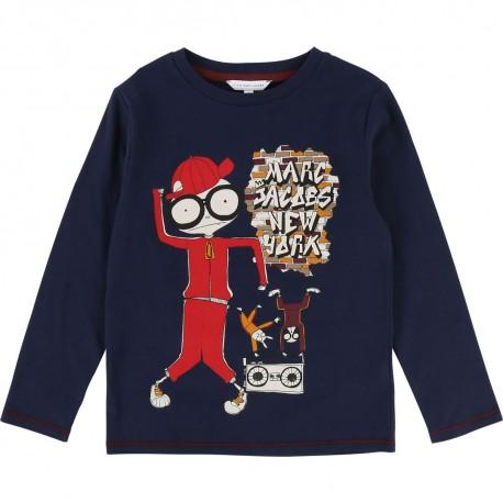 Koszulka chłopięca LITTLE MARC JACOBS, euroyoung 002233