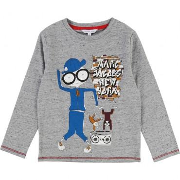 Koszulka chłopięca LITTLE MARC JACOBS, euroyoung 002234