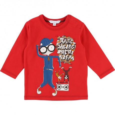 Koszulka chłopięca LITTLE MARC JACOBS, euroyoung 002236