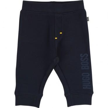 Spodnie chłopięce HUGO BOSS, euroyoung 002237