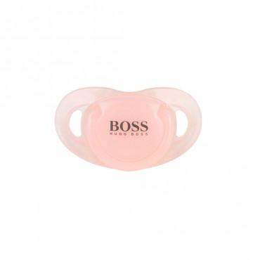 Smoczek różowy HUGO BOSS 002241 A
