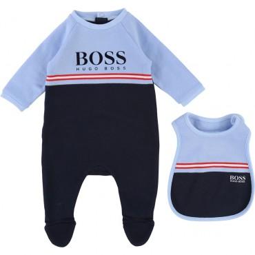 Komplet niemowlęcy HUGO BOSS, euroyoung 002242