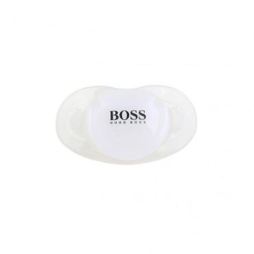 Biały smoczek HUGO BOSS 002247 A