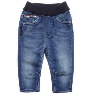 Spodnie niemowlęce denim Emporio Armani 002251