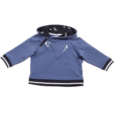 Bluza chłopięca EMPORIO ARMANI, euroyoung 002253