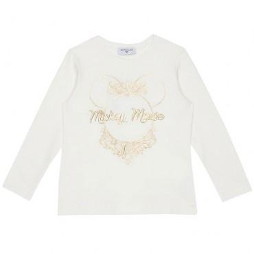 Koszulka dziewczęca MONNALISA, euroyoung 002271