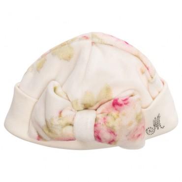 Czapka niemowlęca MONNALISA, euroyoung 002274