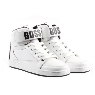 Sportowe buty chłopięce Hugo Boss 002246