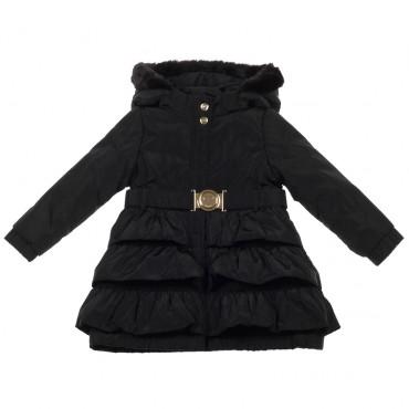 Płaszcz dziewczęcy TWIN SET 002296 przód