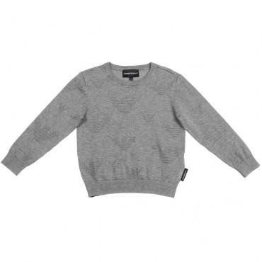 Elegancki sweter dla dziecka Emporio Armani 002302