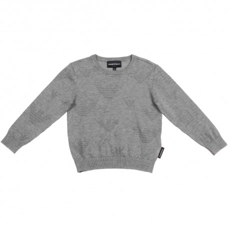 Sweter chłopięcy EMPORIO ARMANI, euroyoung 002302