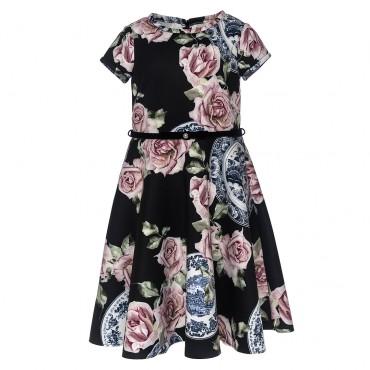 Sukienka dziewczęca MONNALISA, euroyoung 002326
