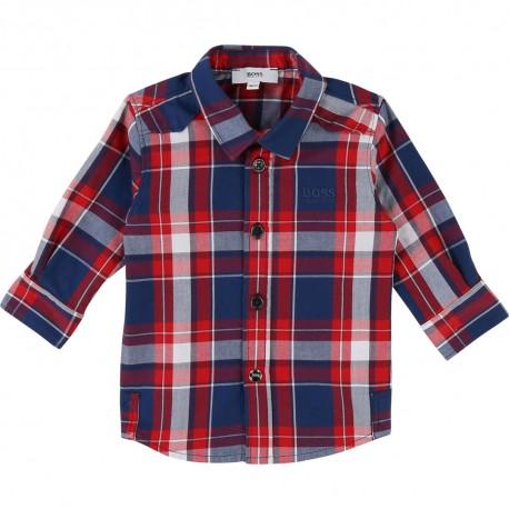 Koszula chłopięca HUGO BOSS, sklep euroyoung 002327