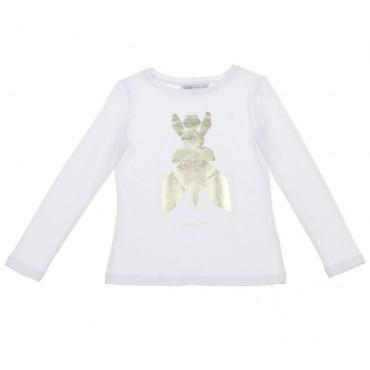 Koszulka dziewczęca PATRIZIA PEPE, euroyoung 002348