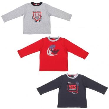 Zestaw koszulek niemowlęcych Armani Baby 002360