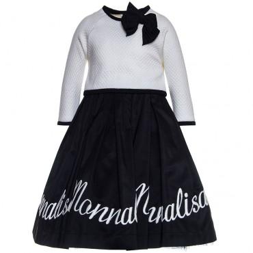 Sukienka dziewczęca MONNALISA, euroyoung 002369