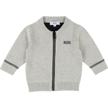 Sweter dla małego chłopca Hugo Boss 002373