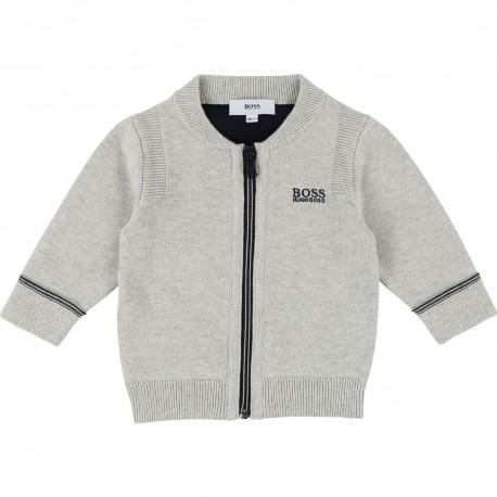 Sweter chłopięcy HUGO BOSS, euroyoung 002373