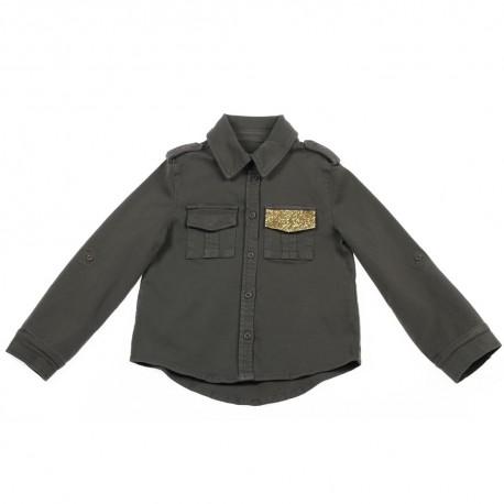 Koszula dziewczęca TWIN SET, euroyoung 002410