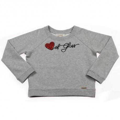 Bluza dziewczęca TWIN SET, euroyoung 002411