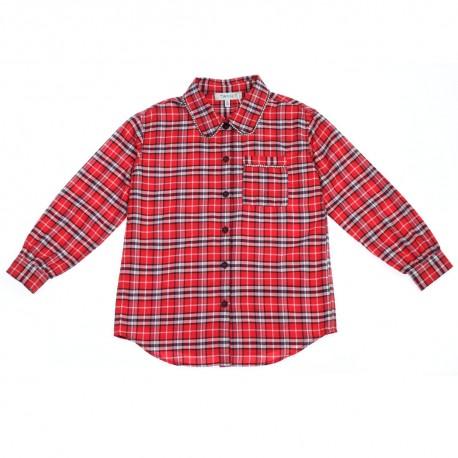 Koszula w kratę 002428 Twin Set A