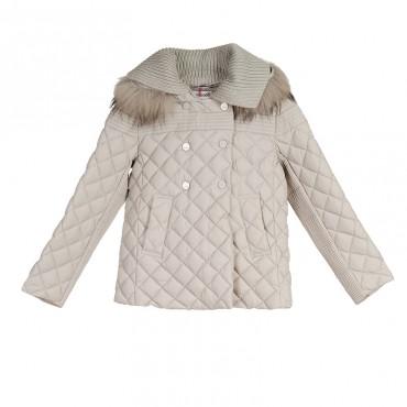 Zimowa kurtka dla dziewczynki Pinko Up 000495