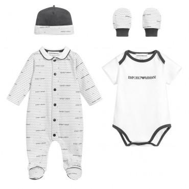 Komplet niemowlęcy EMPORIO ARMANI, euroyoung 002440