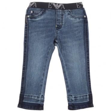 Spodnie chłopięce EMPORIO ARMANI, euroyoung 002439
