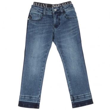 Spodnie chłopięce EMPORIO ARMANI, euroyoung 002444