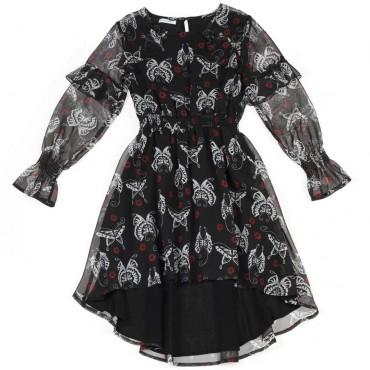 Sukienka dziewczęca z długim rękawem Liu Jo 002447