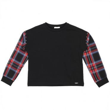Bluza z rękawami Liu Jo 002448 przód