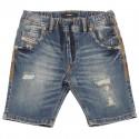 Jeansowe szorty chłopięce Diesel 002457