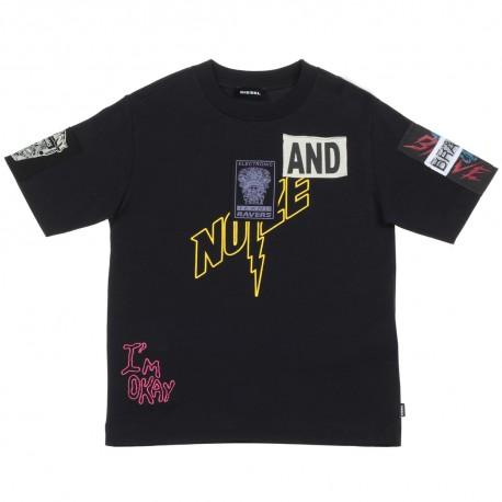 Koszulka chłopięca DIESEL, sklep online 002460