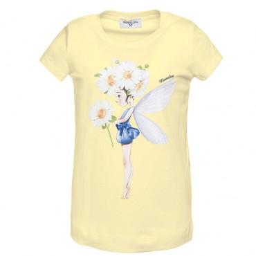 Koszulka dziewczęca MONNALISA, sklep online 002474