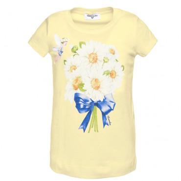 Koszulka dziewczęca MONNALISA, sklep online 002476
