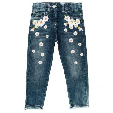 Spodnie dziewczęce MONNALISA, sklep online 002477