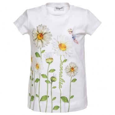 Koszulka dziewczęca MONNALISA, sklep online 002481
