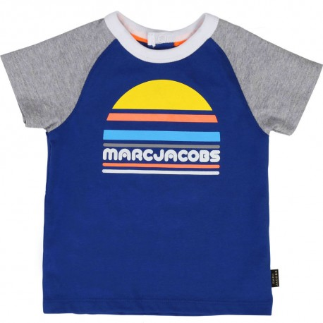 Koszulka chłopięca Little Marc Jacobs, sklep online 002503