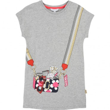 Sukienka dla dziewczynki Little Marc Jacobs 002505