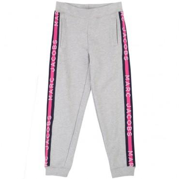 Spodnie dziewczęce Little Marc Jacobs, sklep online 002509