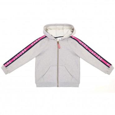 Bluza dla dziewczynki Little Marc Jacobs 002510