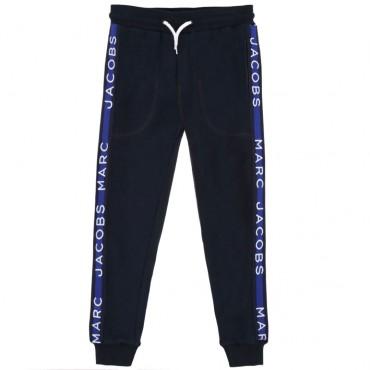 Spodnie dziecięce Little Marc Jacobs 002517