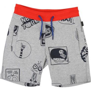 Szorty chłopięce Little Marc Jacobs, sklep online 002520