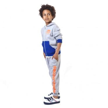 Spodnie chłopięce Little Marc Jacobs, sklep online 002522 E