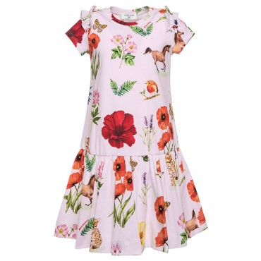 Sukienka dziewczęca Monnalisa, euroyoung 002532