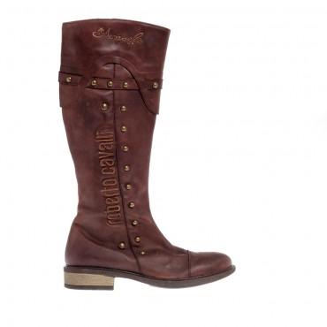 Buty zimowe dla dziewczynki Roberto Cavalli 302300