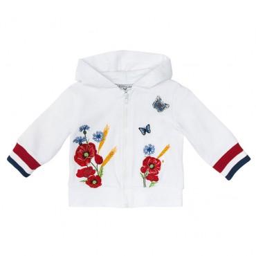 Bluza dziewczęca MONNALISA, sklep online 002540