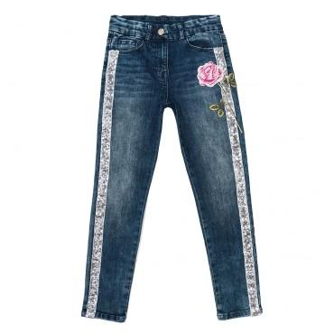 Spodnie dziewczęce MONNALISA, sklep online 002551